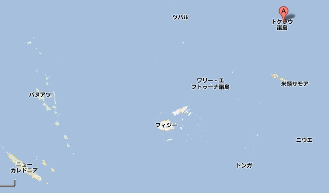 ZK3N ( Tokelau Is. トケラウ諸島) New ...
