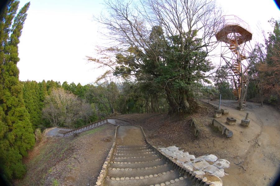 大福山山頂展望台